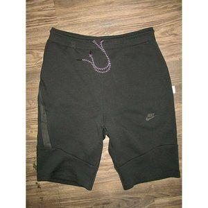 Nike Bonded Taper shorts LARGE Black Capri